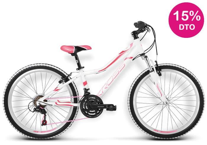 Bicicleta INFANTIL KROSS LIZZY 24