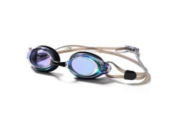 gafas de natacion finis bolt azul espejo