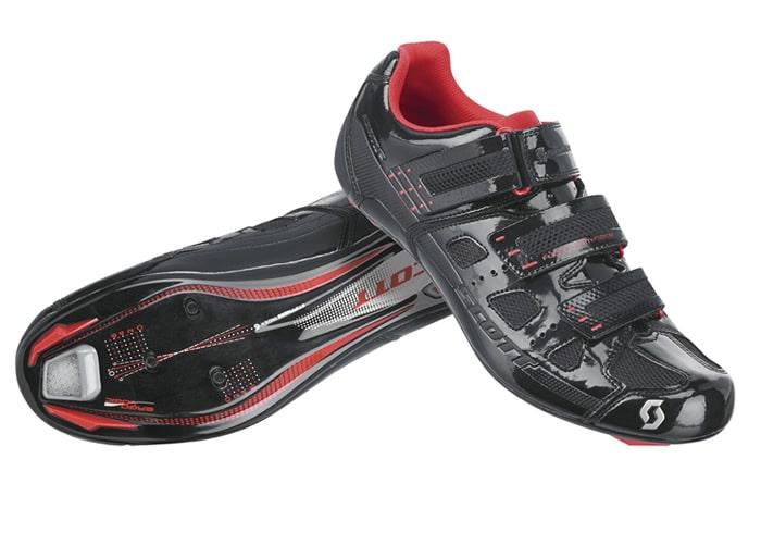 zapatilla ciclismo scott road comp negras