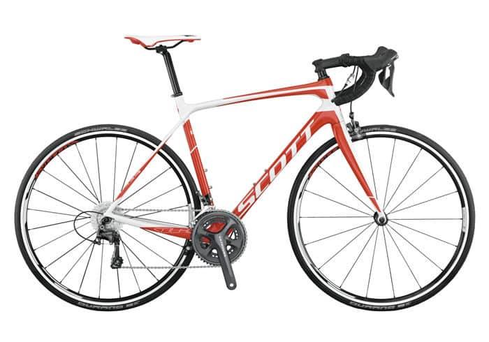 Bicicleta carretera Scott SOLACE 20