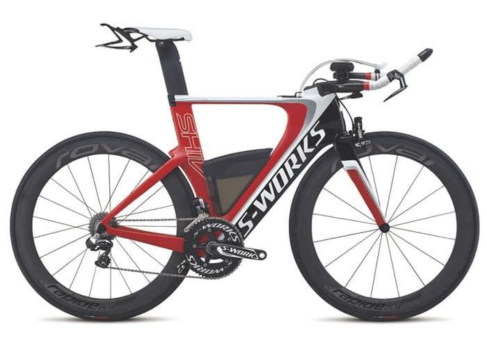 Bicicleta triatlon Specialized S-WORKS SHIV DI2