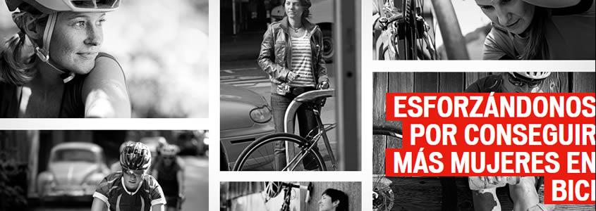 Bicicletas para mujer
