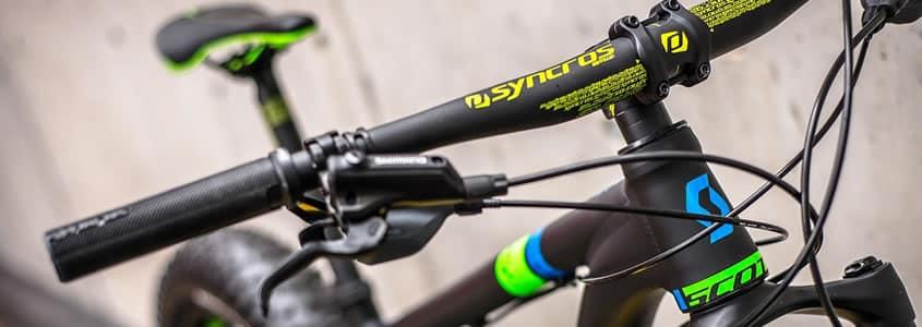 SCOTT candidata a bici del año 2015