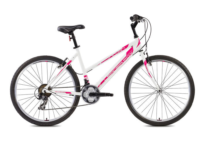 Bicicleta Infantil chica LEADER FOX INDIAN 26