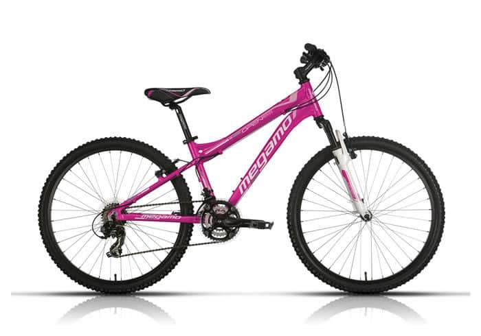 Bicicleta Infantil chica MEGAMO rosa 26