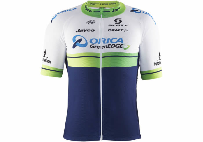 Maillot Orica Craft