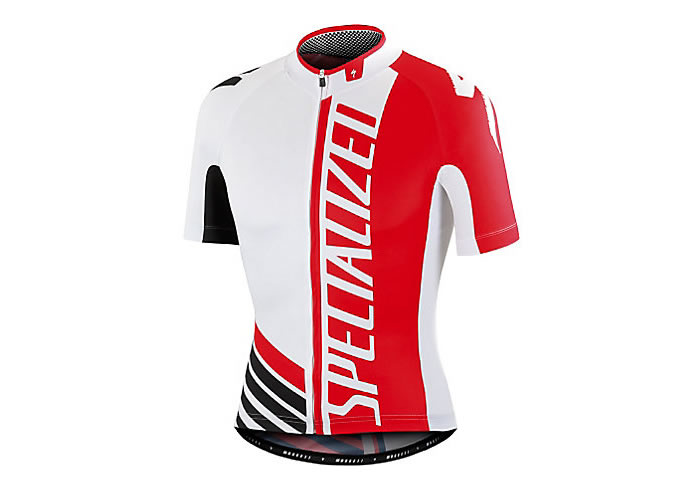 Maillot Specialized PRO-RACE rojo