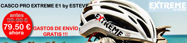 casco extreme e1 by esteve