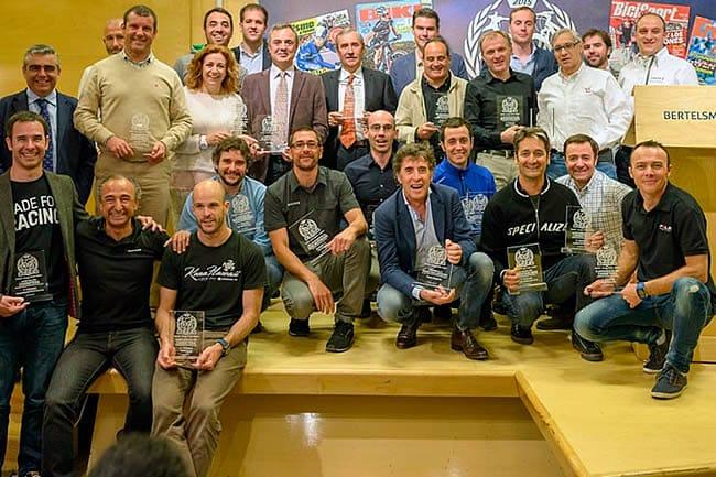 specialized bicicletas ganadoras PREMIOS 2015