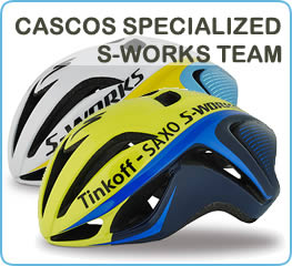CASCOS SPECIALIZED TARMAC