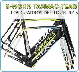CUADROS SPECIALIZED S-WORKS