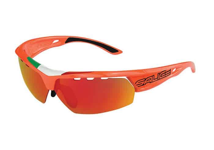 Gafas ciclismo Salice 005 naranja