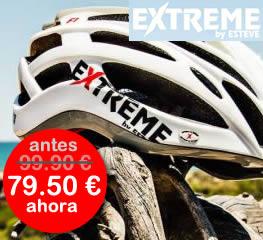 casco ciclismo extreme e1