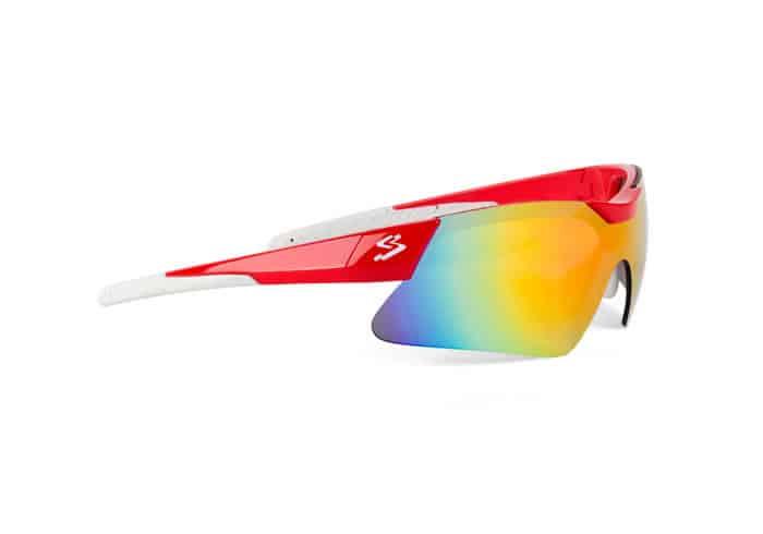 gafas ciclismo spiuk mamba roja