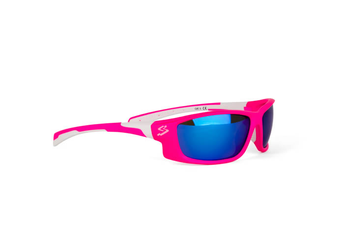 gafas ciclismo spiuk spicy rosa