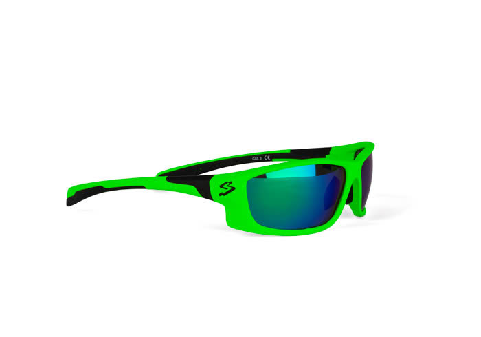 gafas ciclismo spiuk spicy verde