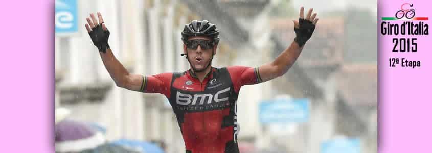 Giro de Italia 2015 ETAPA 12