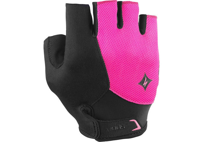 guante mujer specialized geometry sport rosa