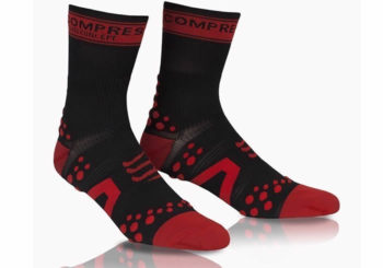 Calcetines ciclismo compresion compressport