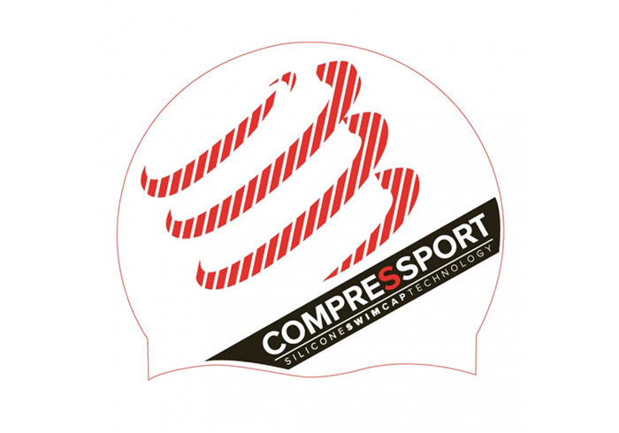 Gorro natacion compressport