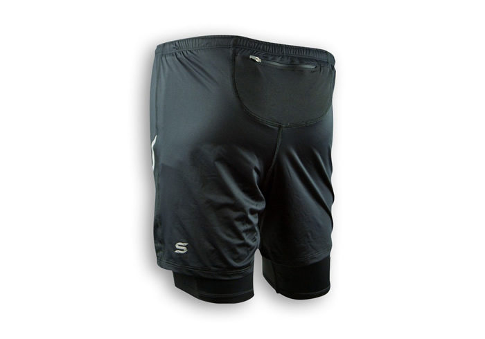 Pantalon corto running sural