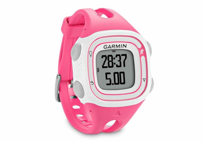 Reloj GPS Garmin Forerunner 10 rosa