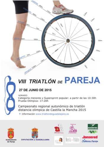 Cto. Regional CLM Triatlón Olímpico 2015
