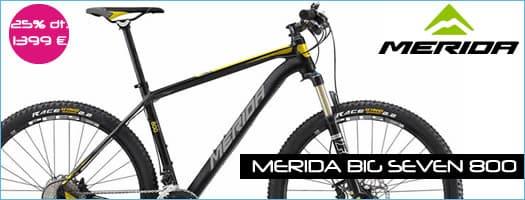 bicicleta destacada merida