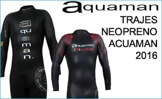 Trajes de Neopreno Aquaman