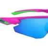 Gafas ciclismo SALICE 012 rosa-azul