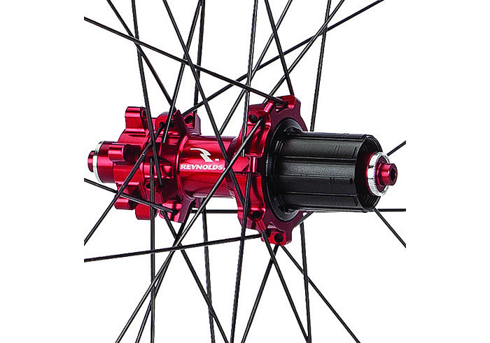 Juego ruedas reynolds XC Carbono Buje