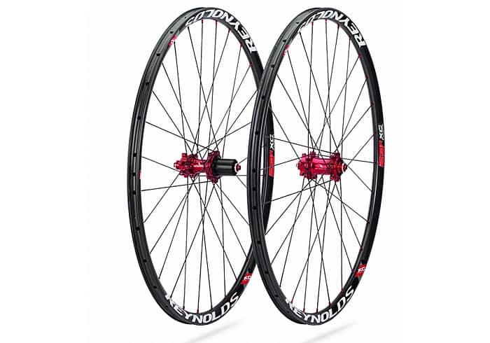 Juego ruedas reynolds XC Carbono