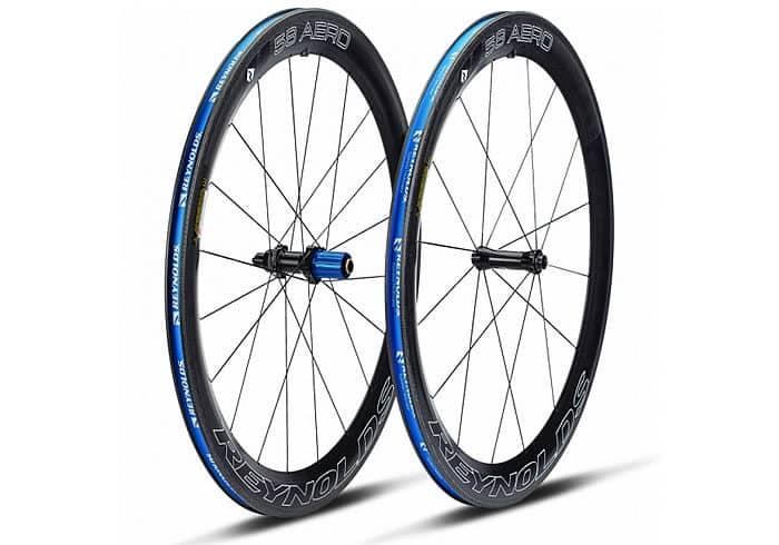Juego ruedas reynolds aero 58