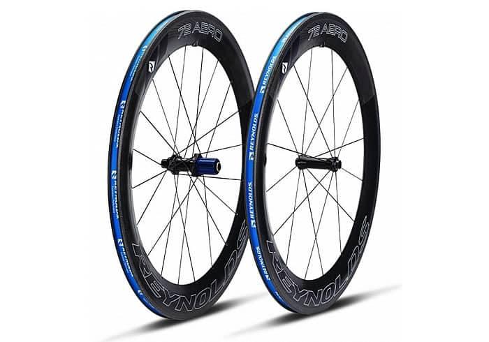 Juego ruedas reynolds aero 72
