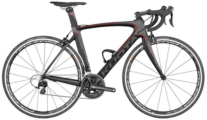 Bicicleta de carretera Kuota KRYON 2016. NUEVA !!!