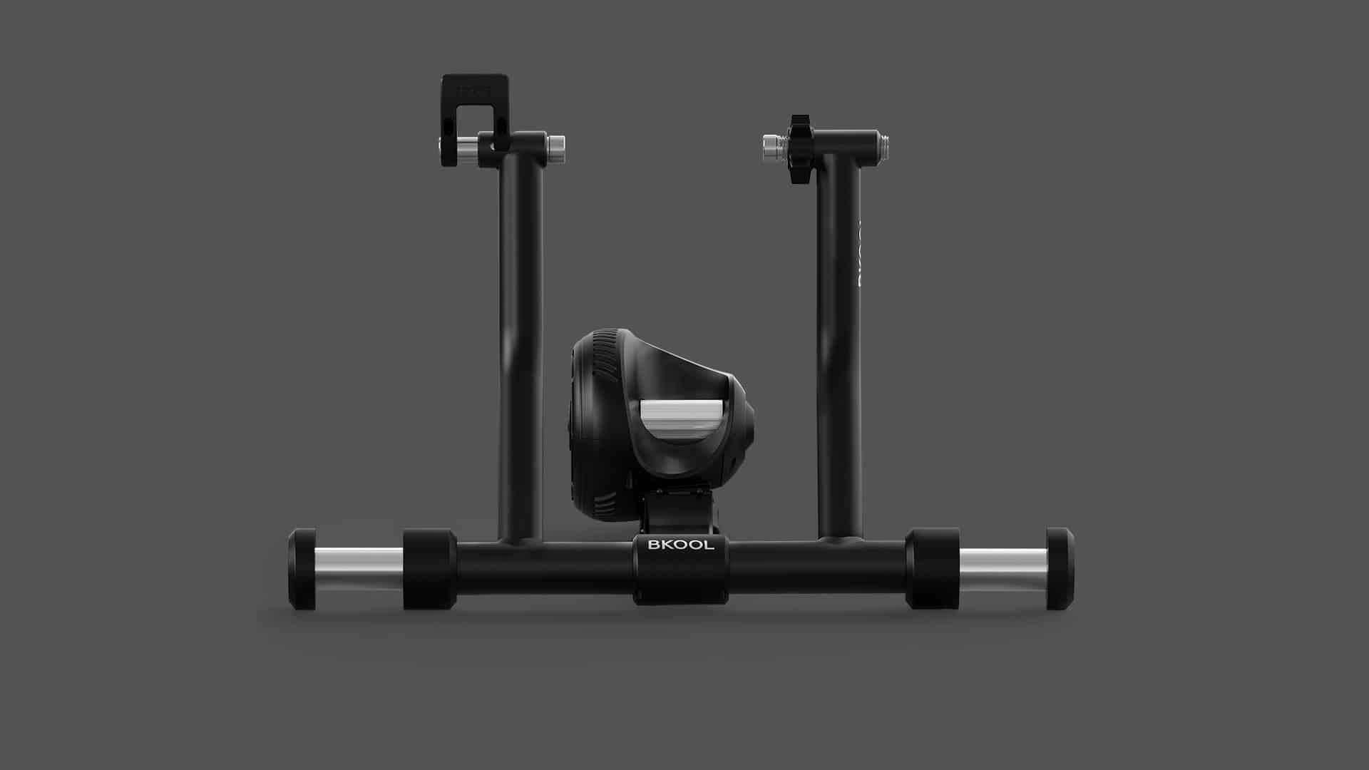 Rodillo Bkool Pro. Máximo realismo entrenando con rodillo. Bkool Smart Pro está controlado por el Simulador. Reproduce las pendientes de tus rutas virtuales