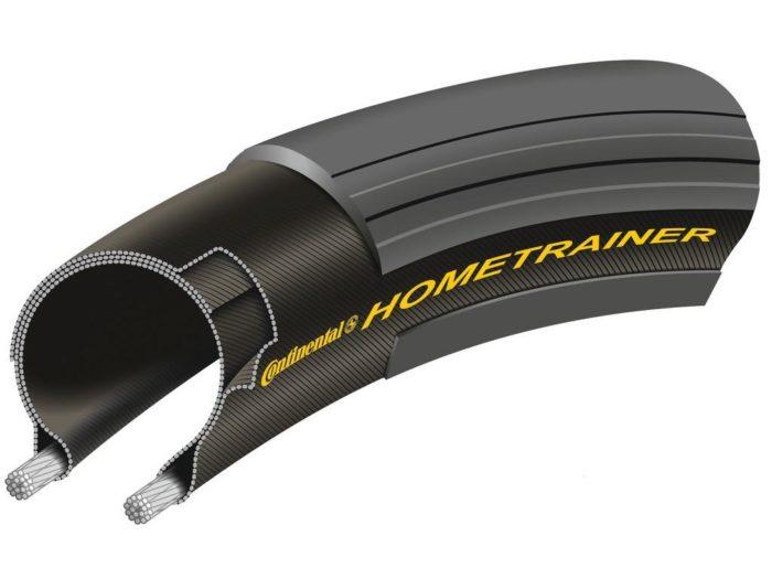 cubierta entrenamiento rodillo Continental Hometrainer