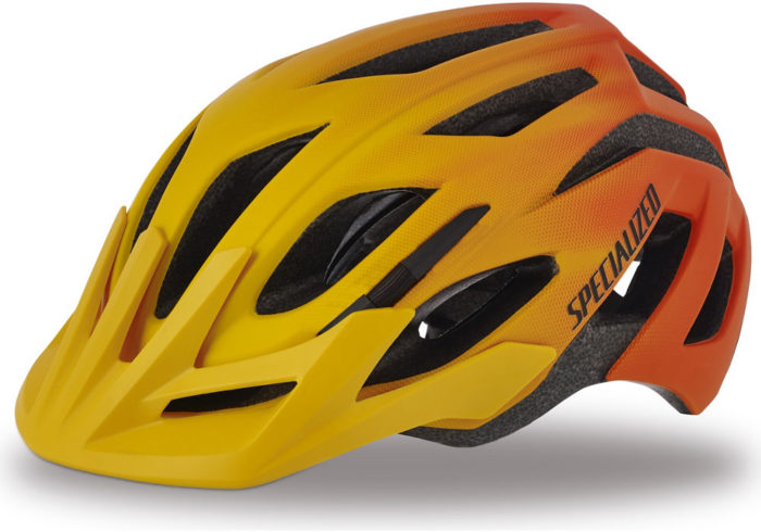Casco SPECIALIZED TACTIC 2016 NARANJA