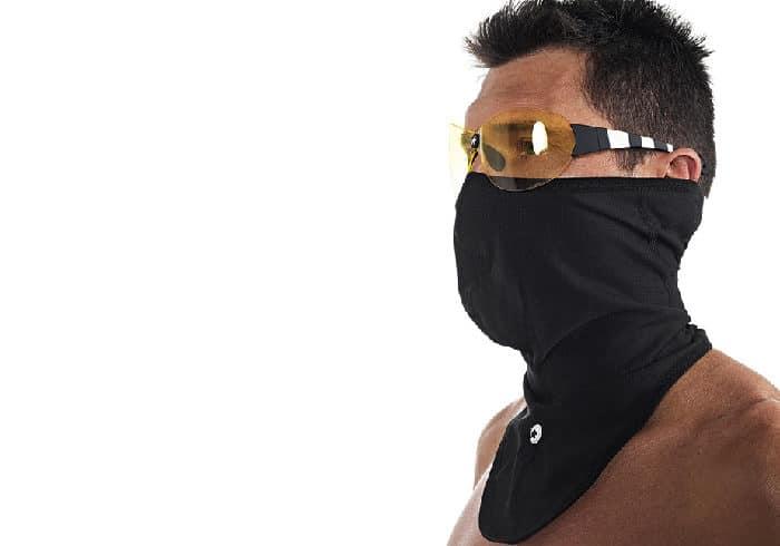 PROTECTOR CUELLO ASSOS s7