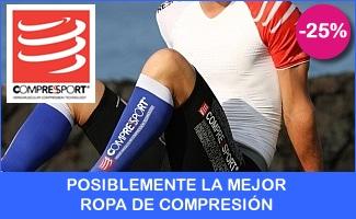 LIQUIDACIÓN ROPA DE COMPRESIÓN COMPRESSPORT
