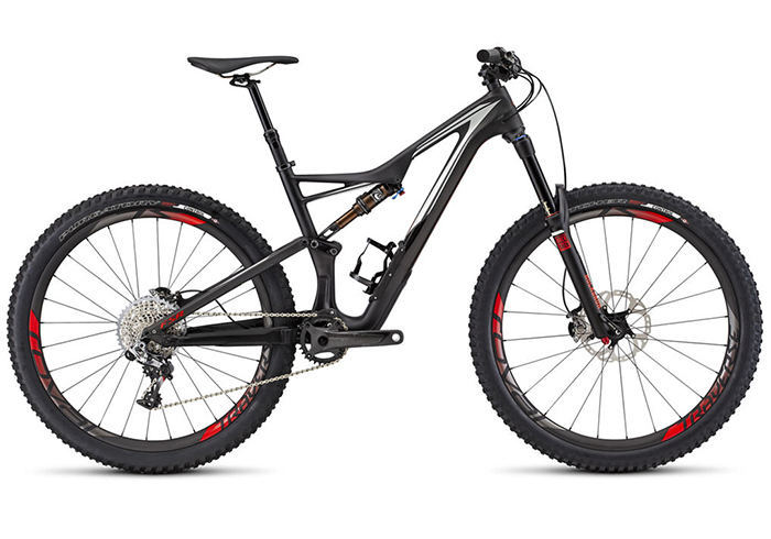 Specialized S-WORKS STUMPJUMPER FSR 650B