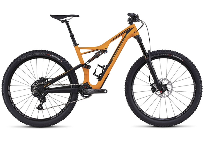 Specialized STUMPJUMPER FSR EXPERT 650B