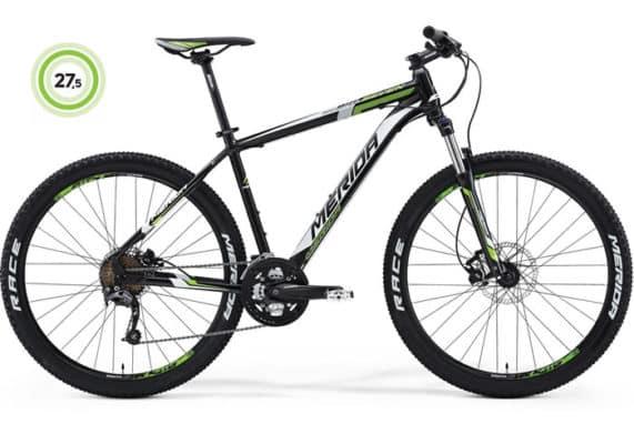 "Bicicleta de montaña MERIDA BIG NINE 300 verde 27,5"""