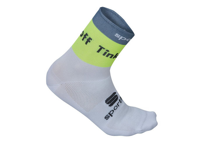 Calcetines Sportful Tinkoff 2016 Race Sock Polipropilene