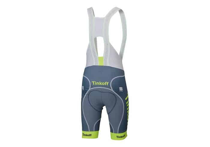 Culote Sportful Tinkoff 2016 BodyFit Pro Aero Bibshort Limited Edition