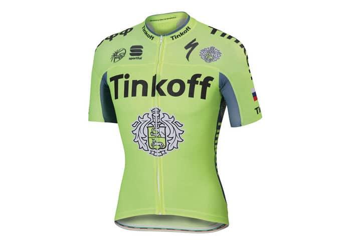 Maillot Sportful Tinkoff 2016 BodyFit Pro Race Jersey 1