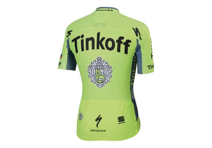 Maillot Sportful Tinkoff 2016 BodyFit Pro Race Jersey 2