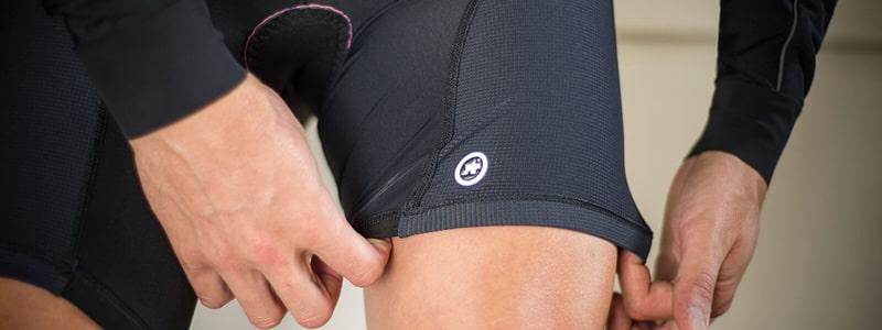 Culotes cortos de ciclismo