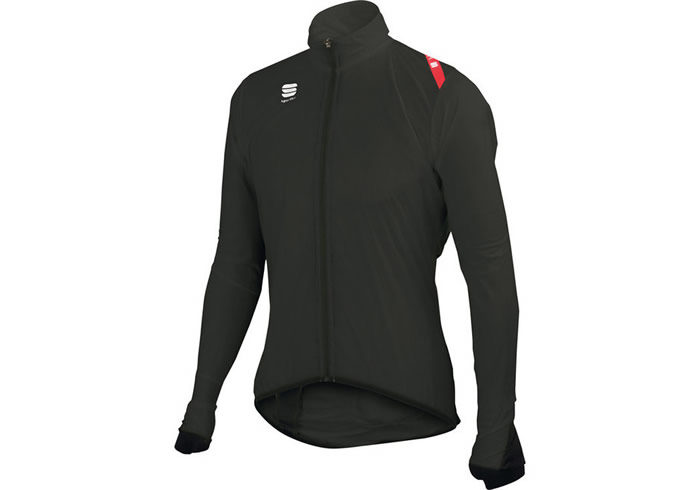 Chaqueta SPORFUL HOT-PACK-5 NEGRA