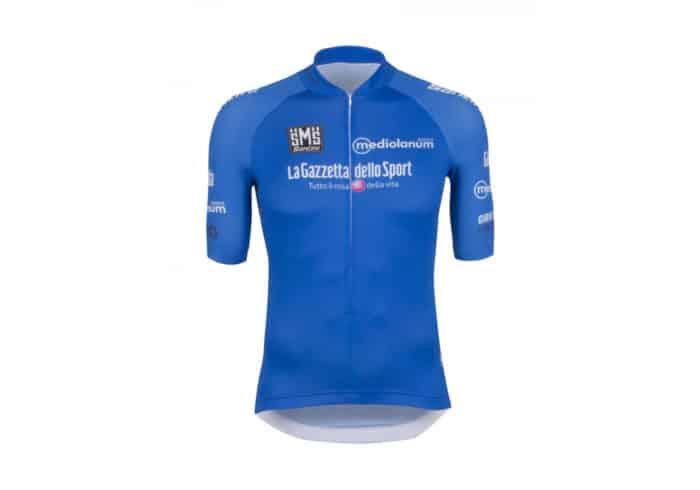 Maillot Azul Giro de Italia 2016 delante